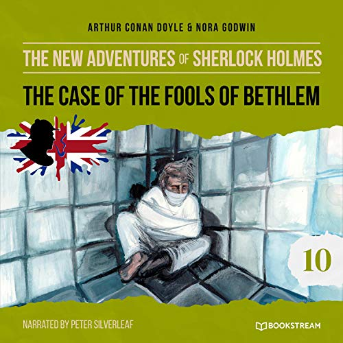The Case of the Fools of Bethlem cover art