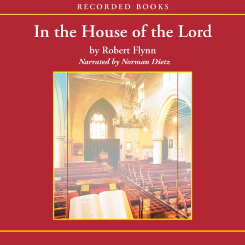 In the House of the Lord audiobook cover art