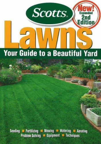 Compare Textbook Prices for Scotts Lawns: Your Guide to a Beautiful Yard 2 Edition ISBN 9780696229695 by Scotts,Christians Ph.D., Nick,Mellor, Dave,Ritchie, Ashton