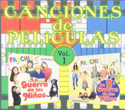 Parchis-canciones de peliculas vol.1 (2)