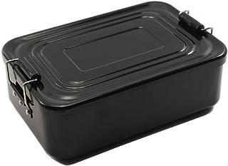 Milicamp アルミランチボックス ハンゴウ メス キット メスティン キャンプ用品クッカー ミリタリー アウトドア調理器具 BBQ食器