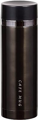 ベストコ マグボトル ブラック 300ml スリムタイプ ND-4181