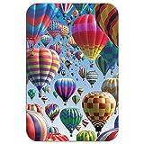 No dream Blechschild Warnschild Hot Air Balloon Festival Up