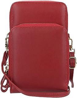 GUMAOPAJIAAAqb Monederos de Mujer, Ladies wallet 2021 fashion large capacity zipper phone bag female leather wallet card c...