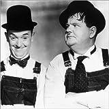 Poster 30 x 30 cm: Laurel & Hardy von Granger Collection -