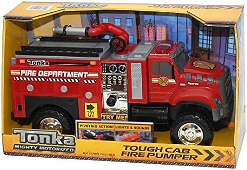 Tonka Mighty Motorized Tough Cab Fire Pumper, rot by Tonka