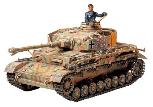 TAMIYA 300035181 - 1:35 WWII Sonderkraftfahrzeug 161/2 Panzer IV J (1)