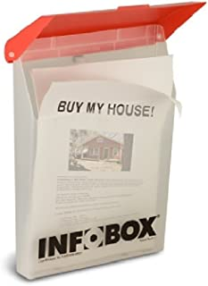 The InfoBox SYNCHKG099008 - Outdoor Document Holder (Pack of 2)