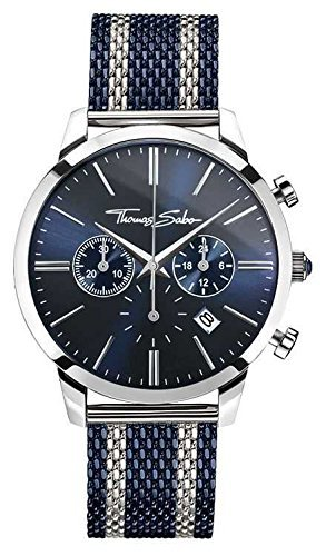Thomas Sabo, Reloj para Hombre WA0285-281-209-42 mm