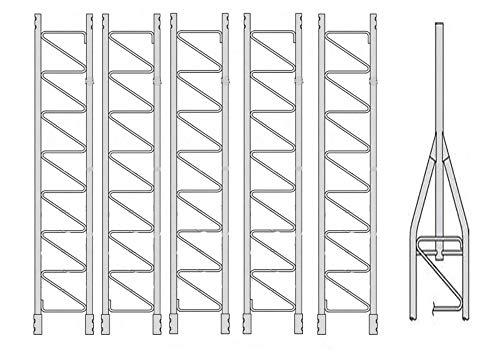 ROHN 45G Series 60' Basic Tower Kit. Buy it now for 1865.00