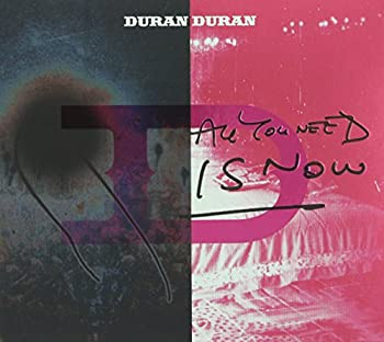 All You Need Is Now [CD/DVD Combo] [Deluxe Edition]