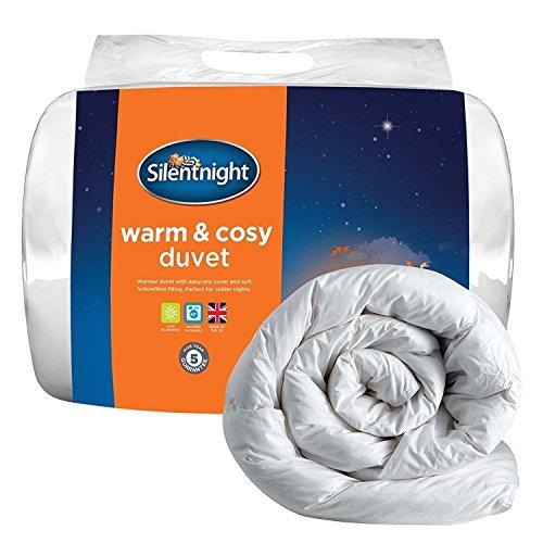 Silentnight Warm & Cosy 13.5 Tog Duvet & Deep Sleep Pillow Pair