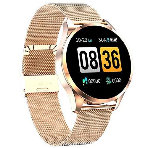 O E M Smartwatch Q8 IP67 Reloj de pulsera impermeable de presión arterial monitor de ritmo cardíaco femenino ciclo fisiológico reloj inteligente