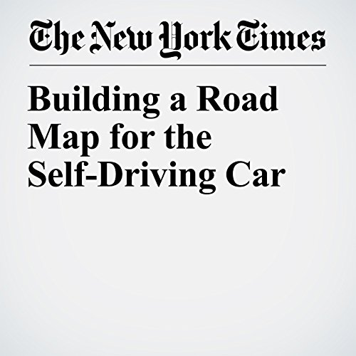 Building a Road Map for the Self-Driving Car copertina