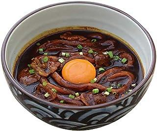 黒カレー 伊勢うどん お徳用 10食 ( 粉末スープ付 )