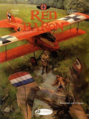 Red Baron - tome 3 Dungeons and Dragons (03)