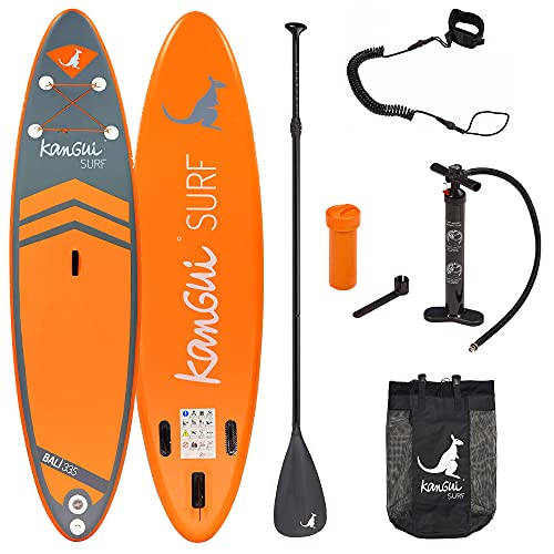 Kangui - Stand up Paddle 335cm Sup Gonflable +...