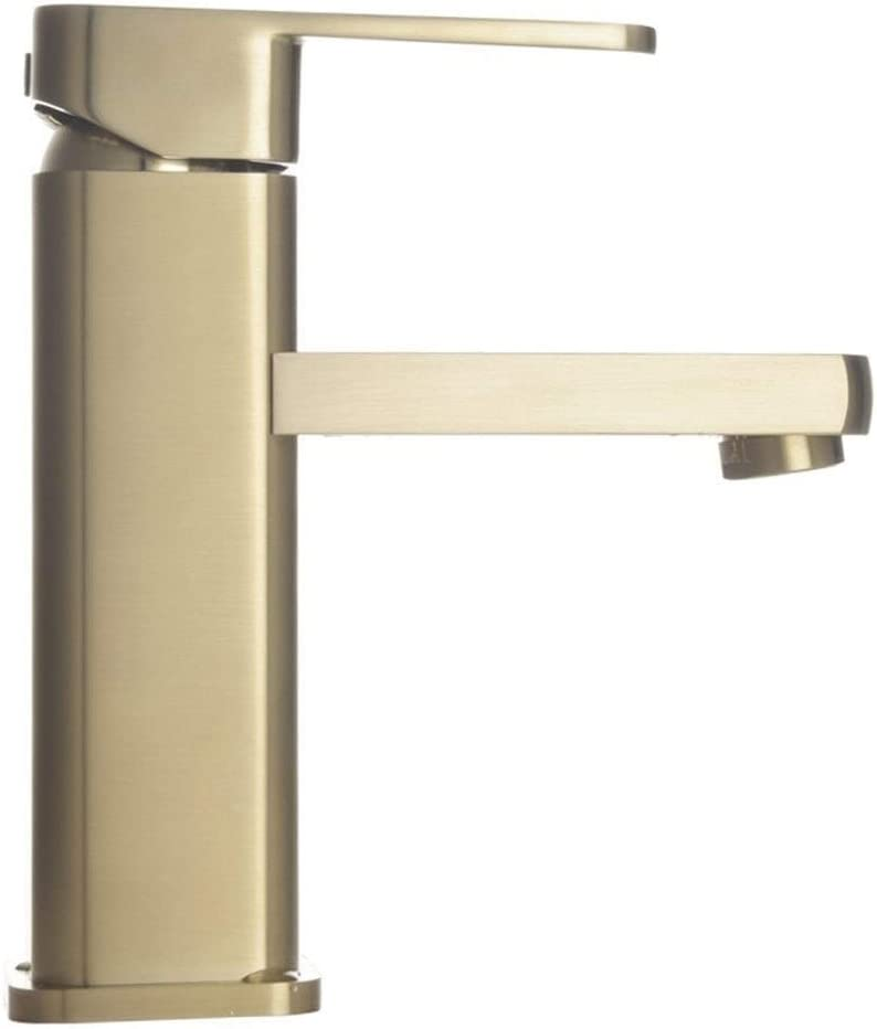 JF-XUAN Tap Faucet Stainless Steel Mounted 2021 model Sink Brushed 25% OFF Desk