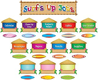 Teacher Created Resources Surfs up Jobs Mini Bulletin Board (5786)