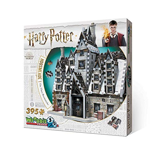 Wrebbit Puzzles Inc. Harry Potter - Hogsmeade – The Three Broomsticks 3D jigsaw