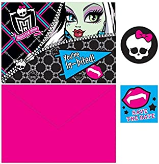Invites   Monster High Collection   Party Accessory