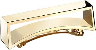 ORIBE Geometric Gold Plated Metal Barrette, 1.6 oz.