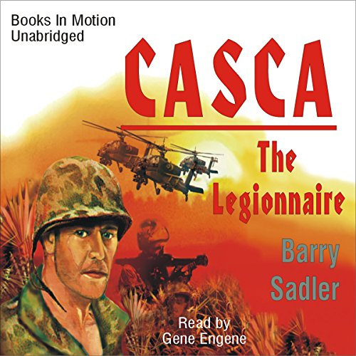 Casca: The Legionnaire: Casca Series #11 audiobook cover art