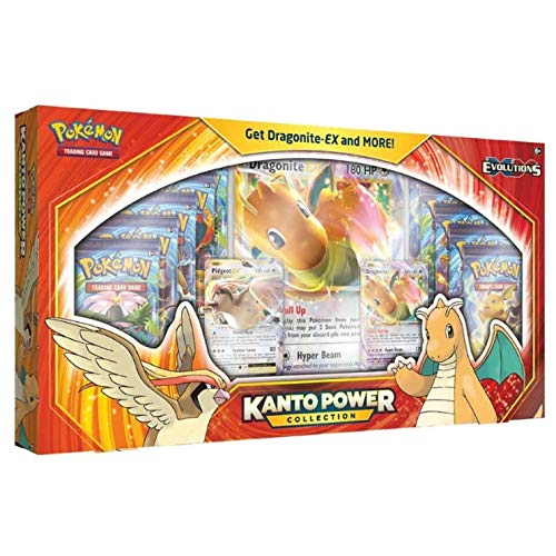 Kanto Power Collection Dragonite EX/Pidgeot EX