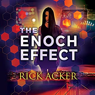 The Enoch Effect audiobook cover art