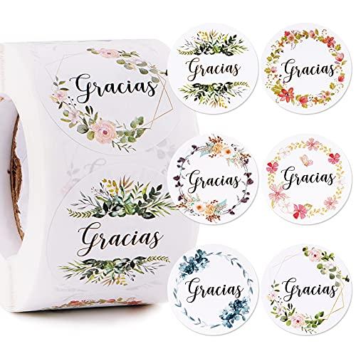Etiquetas Navidad Español Marca BETESSIN