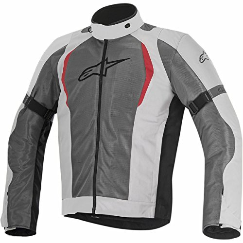 Alpinestars Amok Air Men's Street Motorcycle Jackets - Gray/Gray