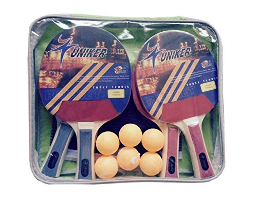 Best Deals! Recreational Table Tennis Net, Paddles and Balls Game Set