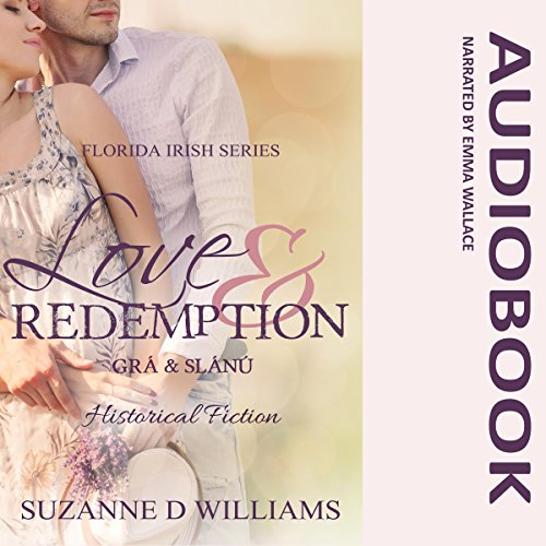 Love & Redemption audiobook cover art