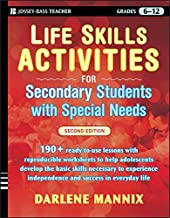 Life Skills Activities for Secondary Students with Special Needs, 2 edition