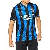 [マクロン] Tシャツ 20-21 BRUGブルージュ オーセンティックホームSSシャツ ブルー (00) L