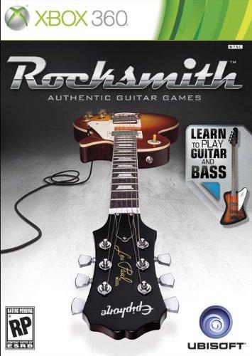 Rocksmith für Gitarre und Bass (nur Game-Software) (ohne Kabel im Lieferumfang enthalten)