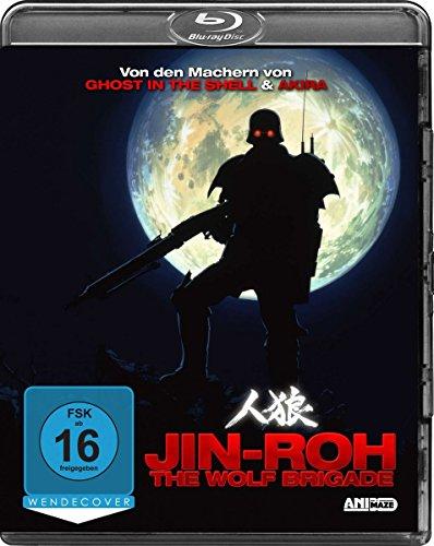 Jin-Roh [Alemania] [Blu-ray]