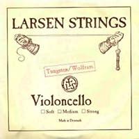 CUERDA VIOLONCELLO - Larsen (Wolframio) 3ェ Suave Cello 4/4 (G) Sol (Una Unidad)