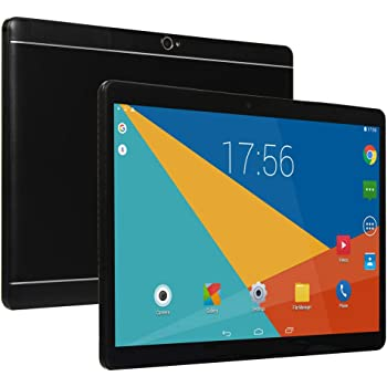 10 inch Android Tablet PC,5G Wi-Fi,4GB RAM,64GB Storage, IPS HD Display, IPS HD Display,3G Phablet with Dual Sim Card Slots,Bluetooth,GPS, Chenen Tablets for Kids,P2