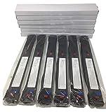 Compatible ML8810 ML8480 ML8480FB Black Ink Ribbon Cartridge Replacement for OKI OKIDATA Microline ML-8810 ML-8480/8480FB Series Impact Dot Matrix Printer - Refill Your Printing Supplies (6 Pack)