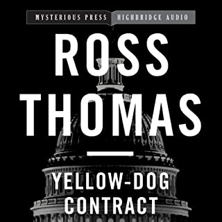 Yellow-Dog Contract audiobook cover art