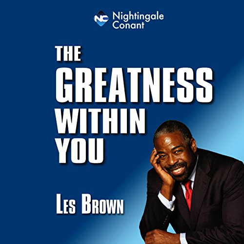 The Greatness Within You audiobook cover art