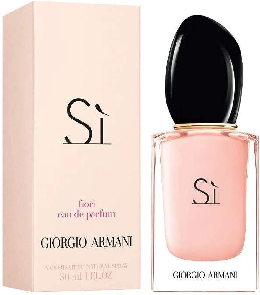 Armani si,eau de parfum da donna , 30 ml 3614272508217