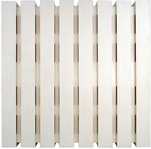 """Craftmade CL-DW Designer Loud 2 Note Door Chime for Larger Homes, Designer White (7.88""""H x 7.88""""W)"""