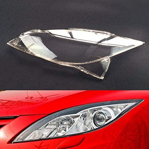 LQIAN Headlight Lens Challenge the lowest price Cover Large special price Car Headlamp Mazda for 6 Fit 200