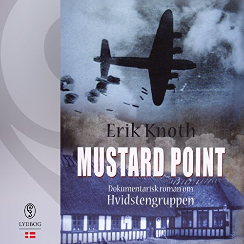 Mustard Point (Danish Edition)  audiobook cover art