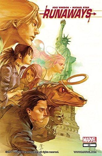 Download Runaways (2005-2008) #25 (English Edition) B00ZMY8O2U