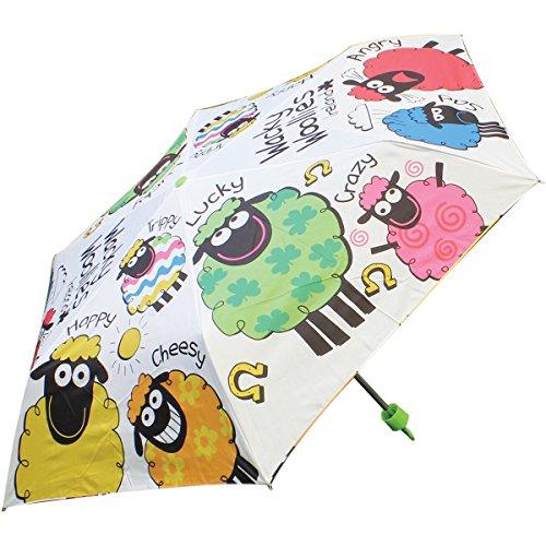 Dublin Gift Wacky Woolies Regenschirm
