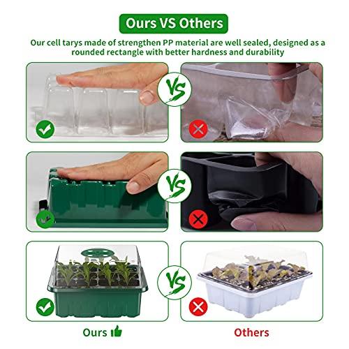 10 Pack Seed Starter Kit