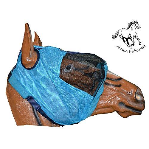 fliegenmaske ohne Ohren, BR, Shetty / Pony